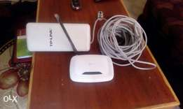 Internet router and antenna