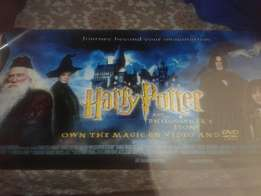 Harry Potter and The Philosopher's Stone Baner
