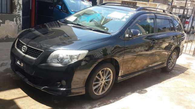 Toyota fielder x202 Valvematic 1800cc KCM number 2010 model loade Mombasa Island - image 2