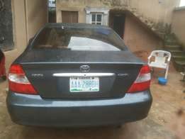 TOYOTA CAMRY 2004 MODEL at 900k negotiable