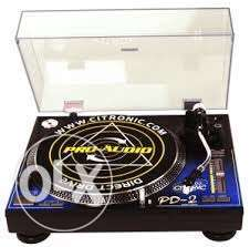Turntable professional made in UK