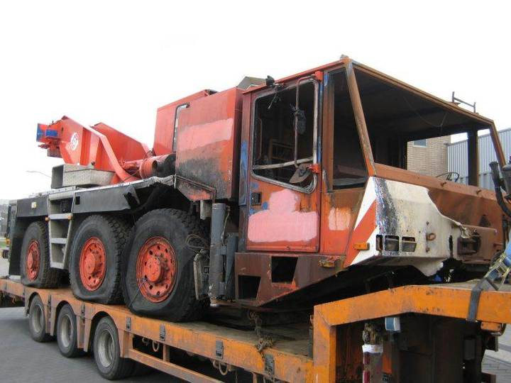 Terex Demag Ac 155 For Parts