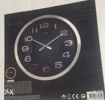 Large Segnale wall clock