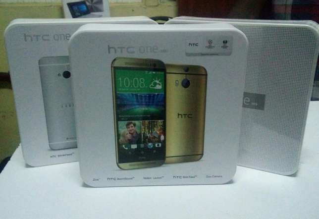 Htc one m8 32GB Nairobi CBD - image 2
