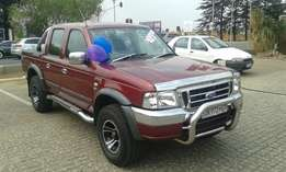 2005 ford ranger with chevy 350 v8 auto converstion profesionaly done