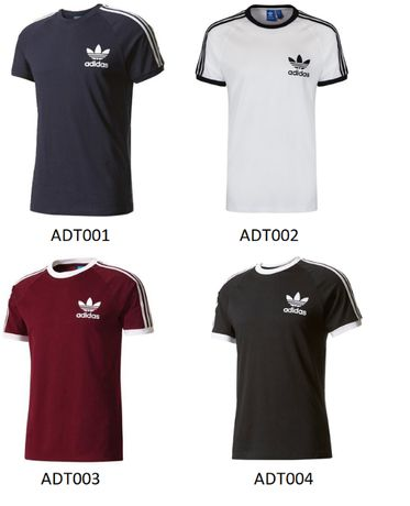 Koszulka Adidas California T Shirt Męska r.SMLXL Kraków