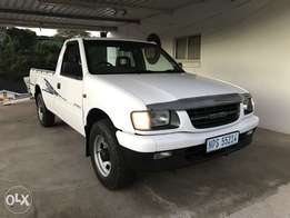 2004 Isuzu KB250D Single Cab LWB