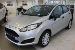 Ford Fiesta 1.4 Ambiente 5dr Manual