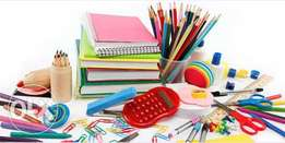 We supply School and office stationaries at a good discount