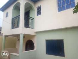 Newly three bedroom apartment at Igando