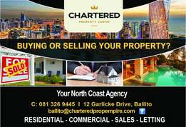 Sell your property with us