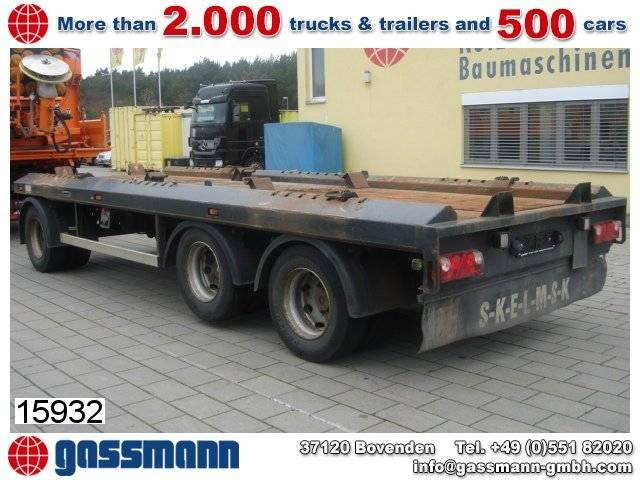 Andere SKELMSK ASM PA24 2x Anh. f. Absetzcontainer - 2008