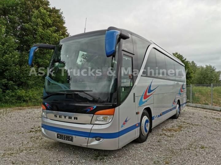 Setra S 411 HD / Euro 5 / Facelift / 39 SS / TOP! - 2009