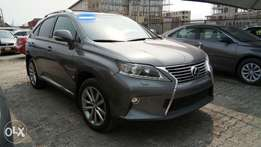 Extremely Clean 2015 Lexus RX 350 In Excellent Driving Condition .