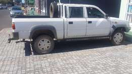 Tata Telcoline bakkie, new lic/tyres, no rust, immob, p/str, reliable