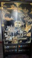 Chinese Armoire (Cupboard)