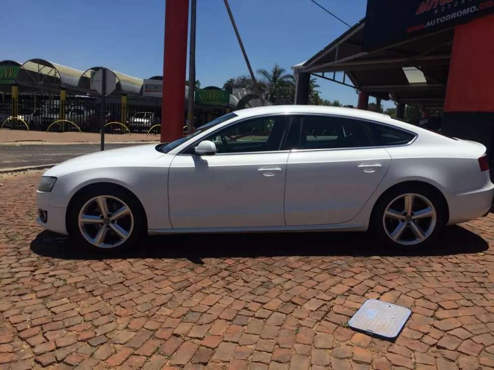 Audi A Used Audi A White Specs And Prices Waa - White audi a5