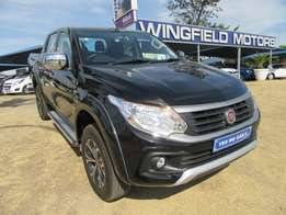 Fiat Fullback 2.5Di-D Double cab with very low mileage