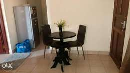 Two or three seater dinning