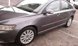 2007 Volvo s40 automatic D5 diesel