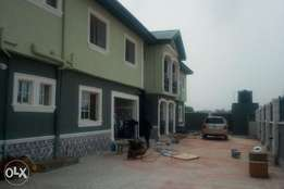 Newly built mini flat at awobo estate very close to Igbogbo bus stop