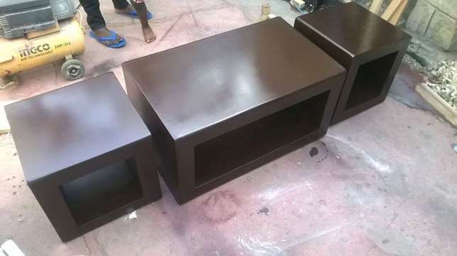 TV Stand with drawers 4.5length,2ft h Pipeline - image 3