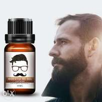 Lanthome Natural Moustache Beard OIl- 10ml