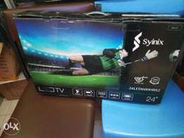 "24"" synix digital TV"