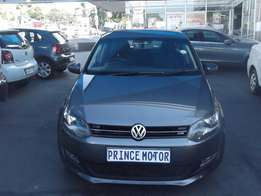 Pre Owned 2014 Polo 6 1.4 C/L