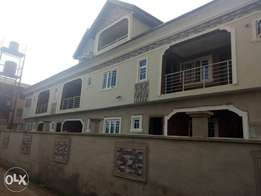 Newly built 2bedroom flat, At fagba Abule Egba lagos