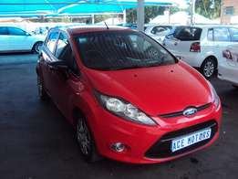 2012 Ford Fiesta 1.6 Ambiente for sale R105000