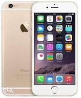 Uk used Iphone 6s plus gold colour for sale