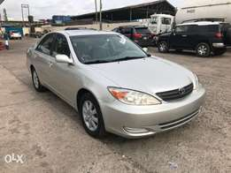 Lagos Cleared 2003 Toyota Camry XLE