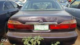 Honda Accord (Baby Boy)