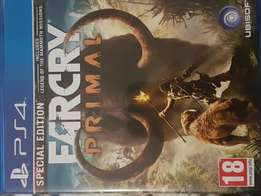 Selling PS4 far cry primal special edition