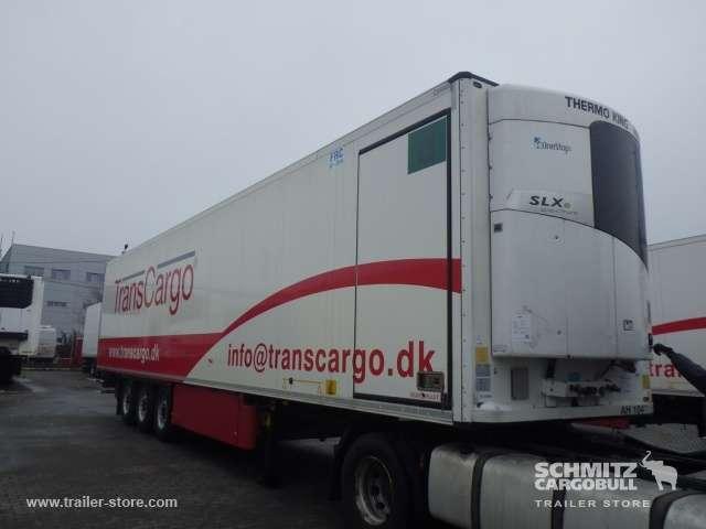 Schmitz Cargobull Semitrailer Dubă compartiment frigorific Multitemp - 2013
