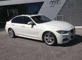 2013 BMW 335iA M Sport with only 43727kms