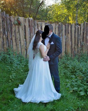 Suknia ślubna Ciążowa Chrzanów Olxpl