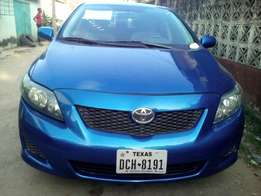 Super clean First body Lagos cleared Tokumbor Toyota corolla for sale