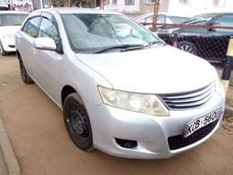 Quick Sale! Toyota Allion 2007 Locally Used For Sale 750,000/=