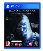Shadow of Mordor Game of the Year Edition PS4