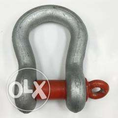 "Shackle, 1.5"" 20T, USA Omr5.00"