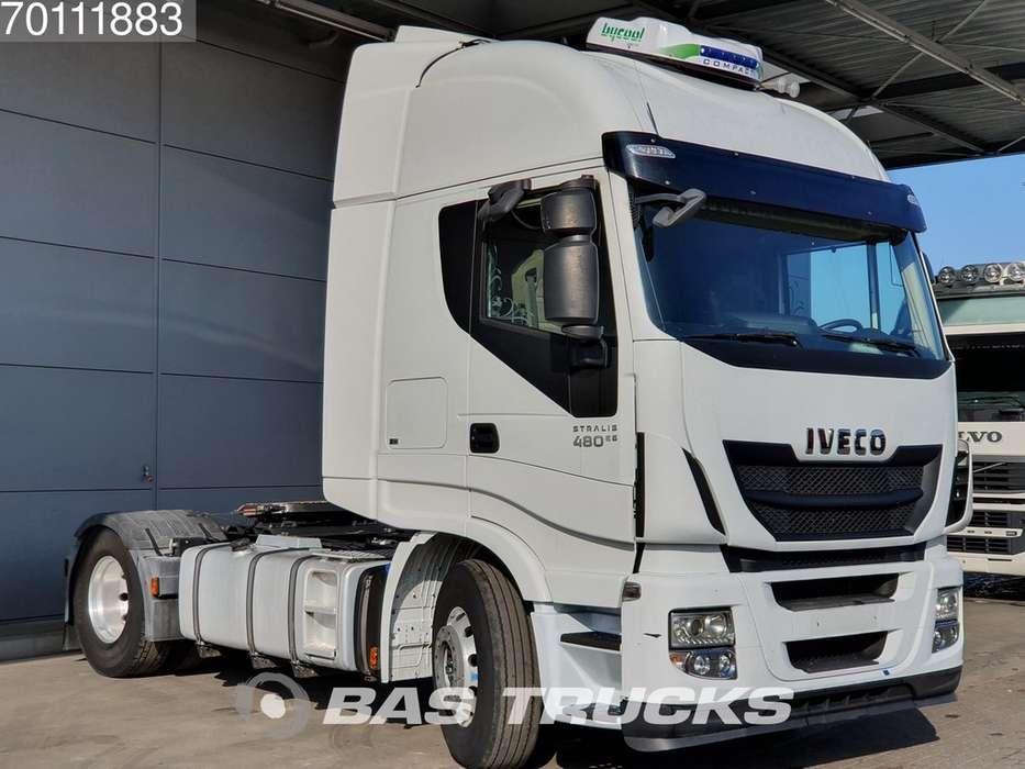 Iveco Stralis Hi-Way AS440S48 4X2 Intarder Standklima Euro 6 - 2014 - image 3