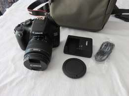 Canon EOS 1300D DSLR with EF-S 18-55mm DC Lens