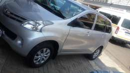 2013 Toyota Avanza 1.5 SX Available for Sale