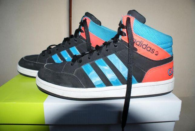 Adidas NEO Label HOOPS wysokie buty sportowe, adidasy