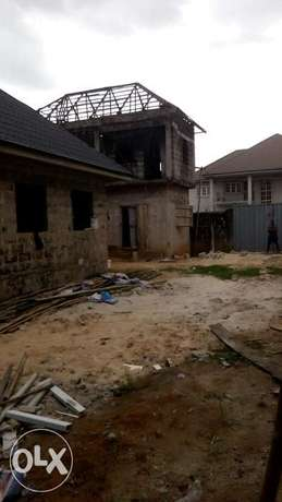 Distress sale! Uncompleted 3bedroom bungalow at new Rd off Ada George Port Harcourt - image 3