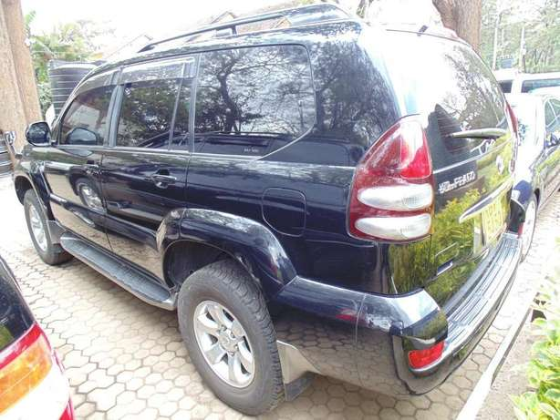 A very clean toyota landcruiser prado 7 seater on sale Hurlingham - image 2