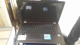 UK used hp 15 1tb 6GB laptop for sale