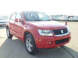 Suzuki escudo brand new on sale.